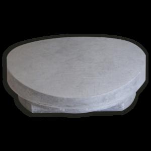 AM-180C Molde de Alumínio Cilíndrico