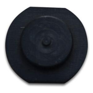 233/6H-06 Silicone Preto