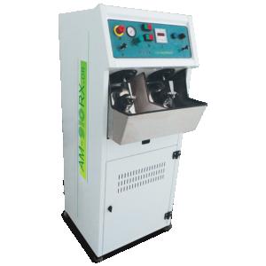 AM-910 RX DR Cilíndrica Automática Computadorizada com Sistema Integrado de Desbaste e Polimento