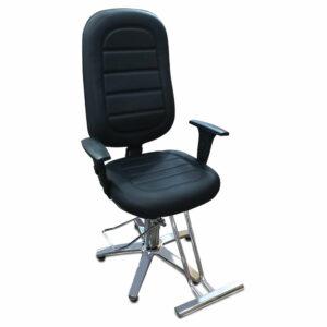 MM-560MP Cadeira para Consultório Preta