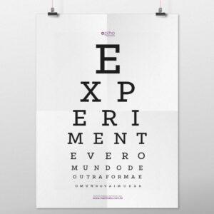 MM-574I Poster Exame de Visão