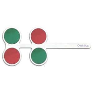 LM-106 Flipper Verde/Vermelho