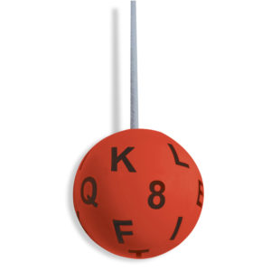 LM-206B Bola de Marsden – Vermelha