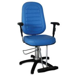 MM-560MA Cadeira para Consultório Azul