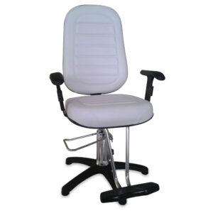 MM-560MB Cadeira para Consultório Branca