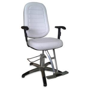 MM-560NB Cadeira para Consultório Branca