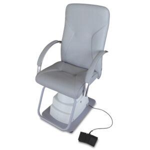 MM-560PC Cadeira Oftálmica Elétrica Cinza