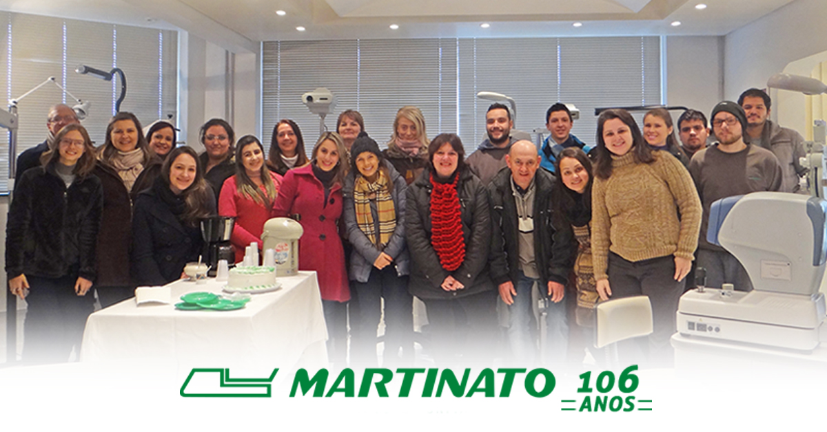 Read more about the article 106 Anos Martinato