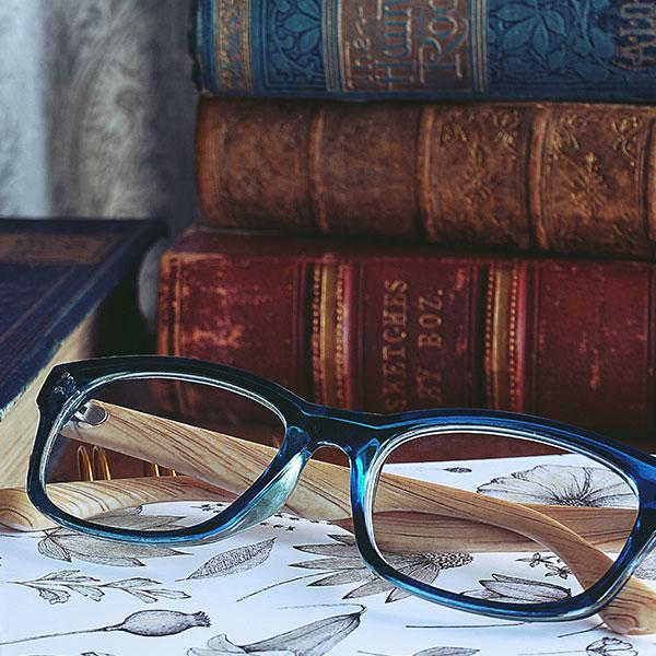Read more about the article A Arte de fazer um óculos