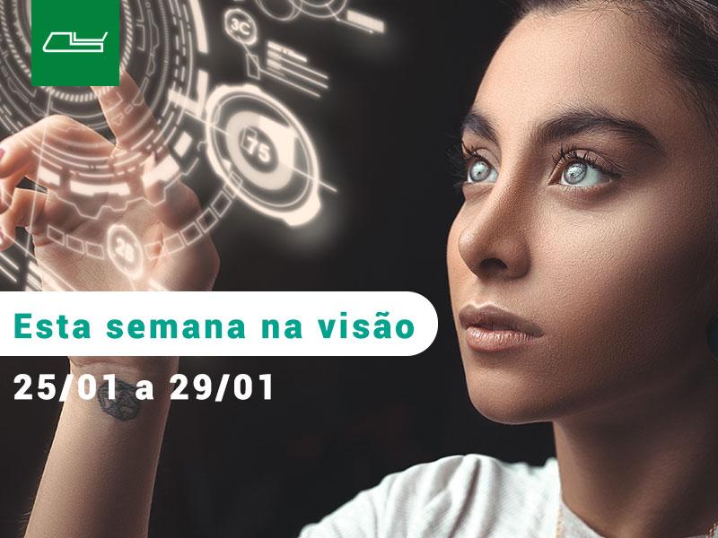 Read more about the article Esta semana na visão 25/01 a 29/01 – Martinato