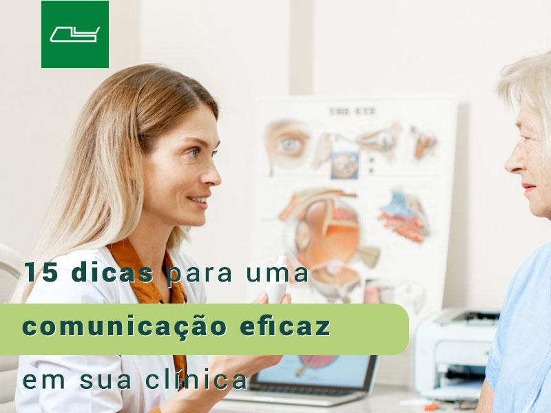 Read more about the article 15 dicas para uma comunicação eficaz em sua clínica