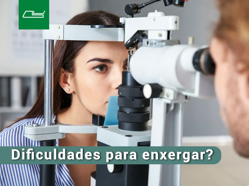 Read more about the article Dificuldades para enxergar?