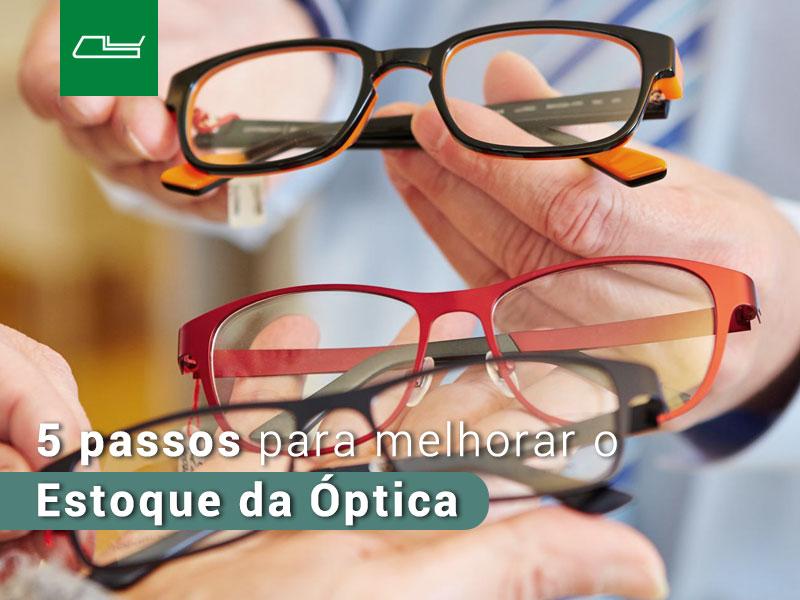 Read more about the article Como melhorar o estoque da sua óptica em 5 passos