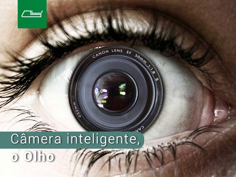 Câmera do olho