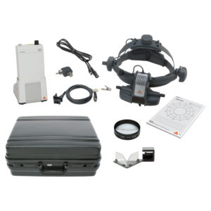 HEINE Oftalmoscópio Binocular Indireto