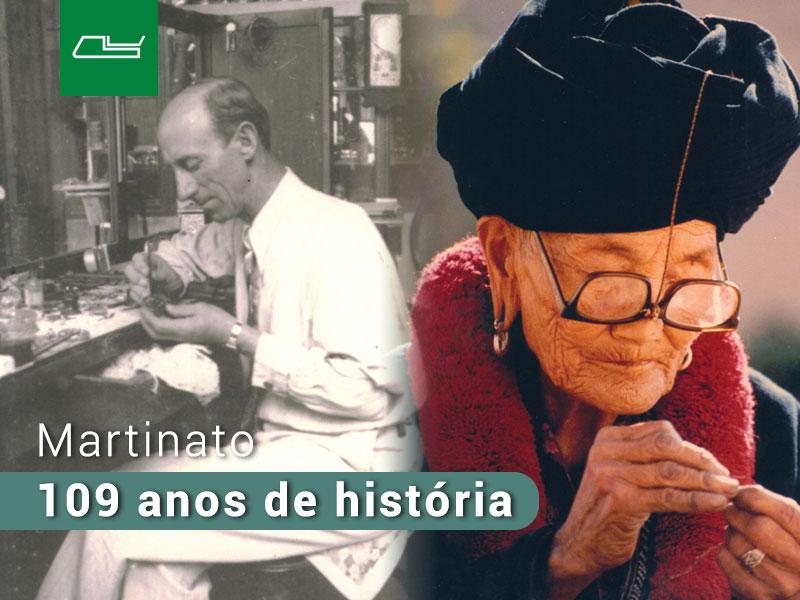 Read more about the article Martinato: 109 anos de História.