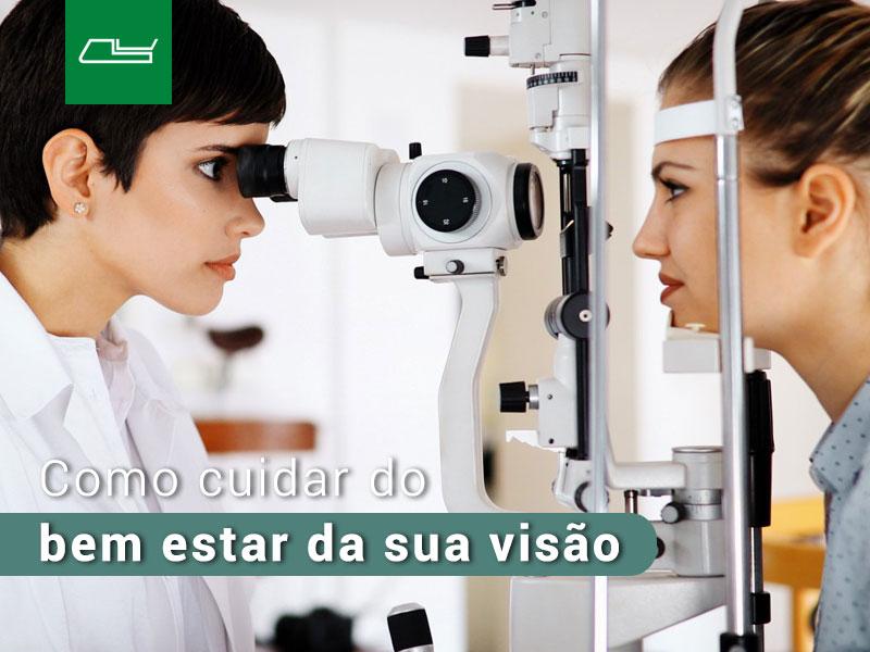 Read more about the article Como saber qual a hora de procurar um profissional da visão?