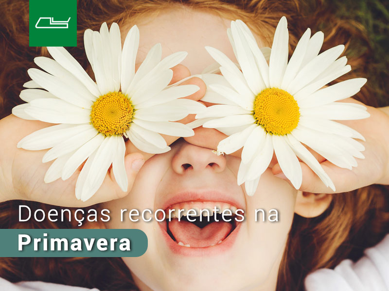 Read more about the article DOENÇAS RECORRENTES NA PRIMAVERA