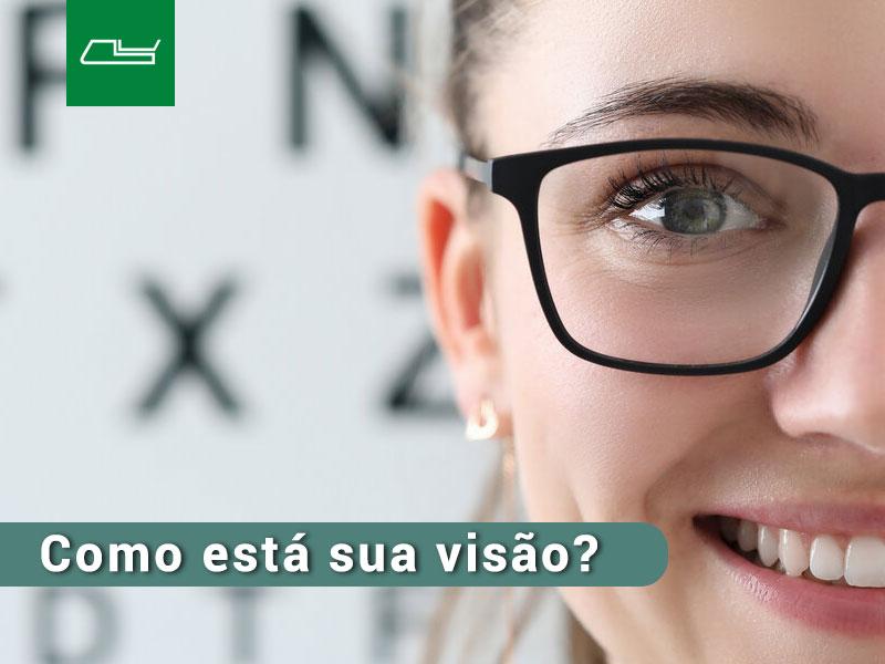 Read more about the article Dia Mundial da Visão.